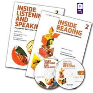 Inside reading +Inside listening 2