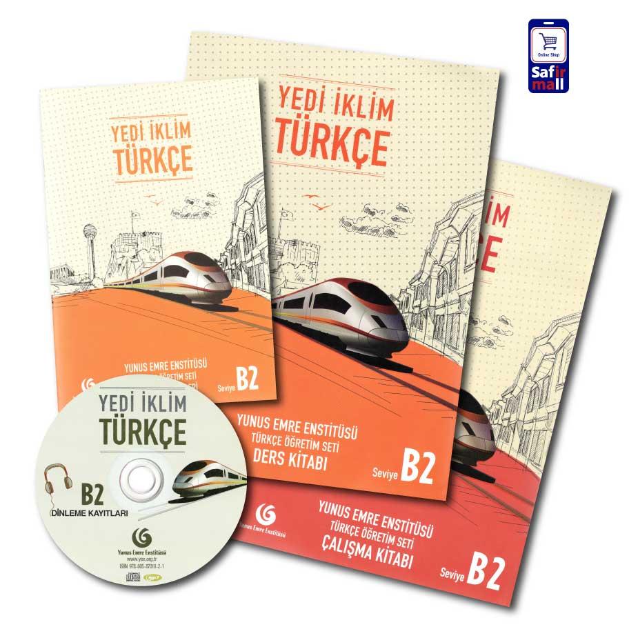 کتاب یدی ایکلیم Yedi Iklim Turkce B2