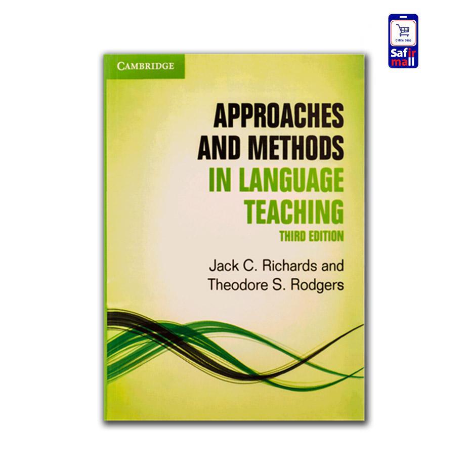Approaches and Methods in Language Teaching کتاب تیچینگ ریچاردز اند راجرز