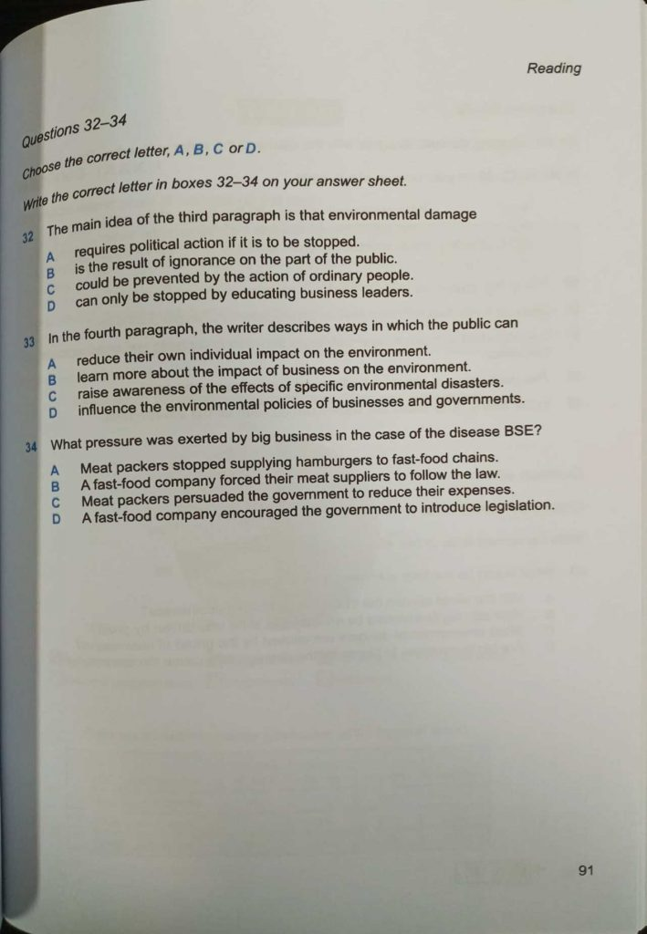 کتاب Cambridge IELTS 15 Academic – کمبریج آیلتس آکادمیک 15