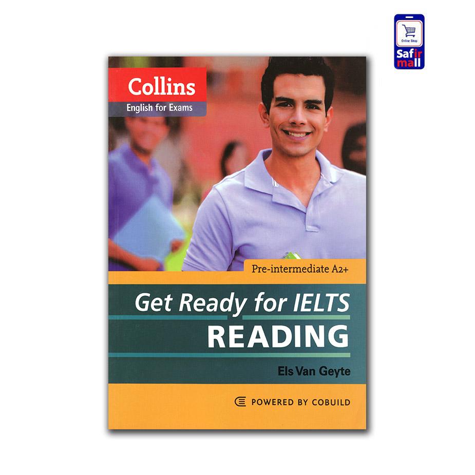 کتاب Get Ready for IELTS Reading
