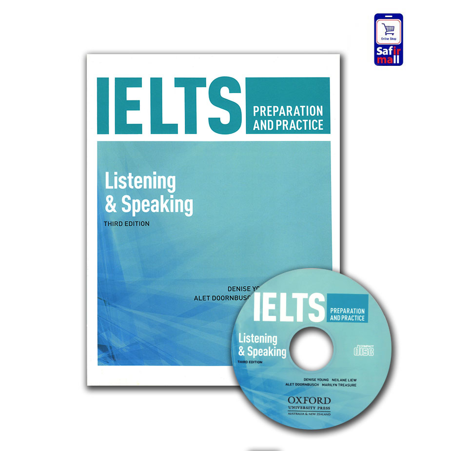 کتاب IELTS preparation and practice-Listening & Speaking
