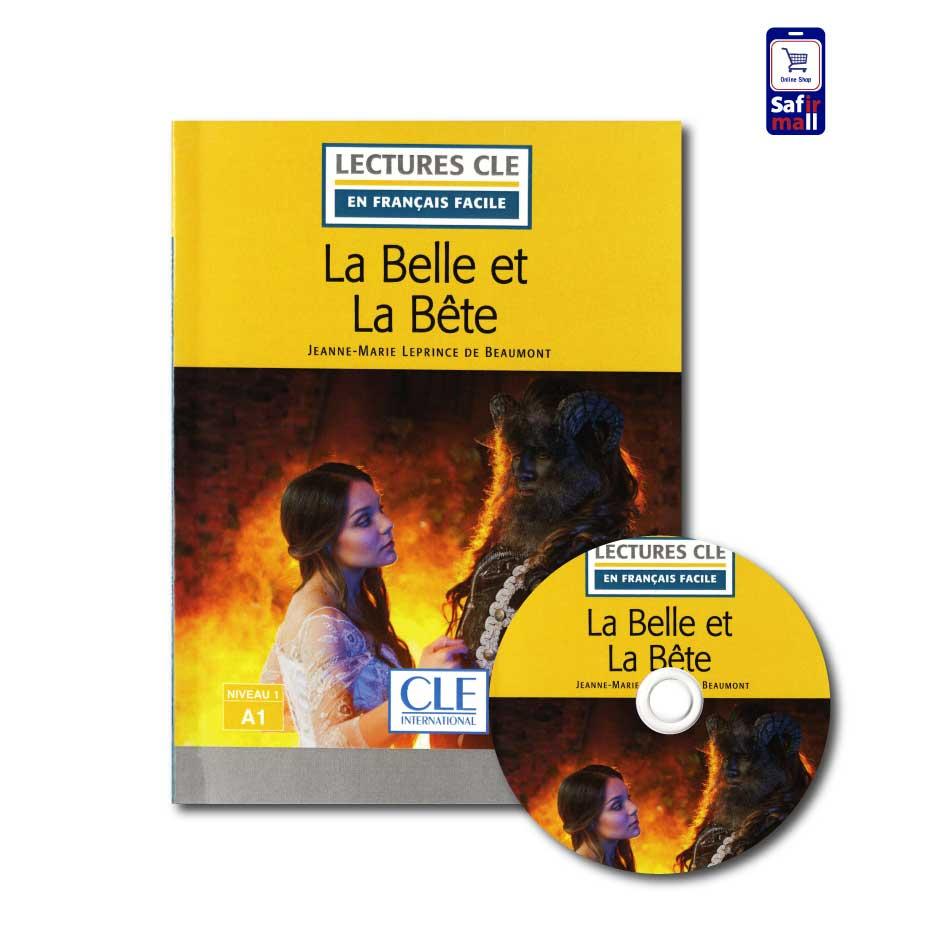 کتاب داستان زبان فرانسه La belle et La bête