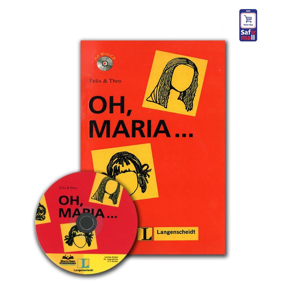 کتاب داستان آلمانی OH, Maria