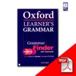 دانلود PDF کتاب اکسفورد Oxford Learner's Grammar Finder + Grammar Builder