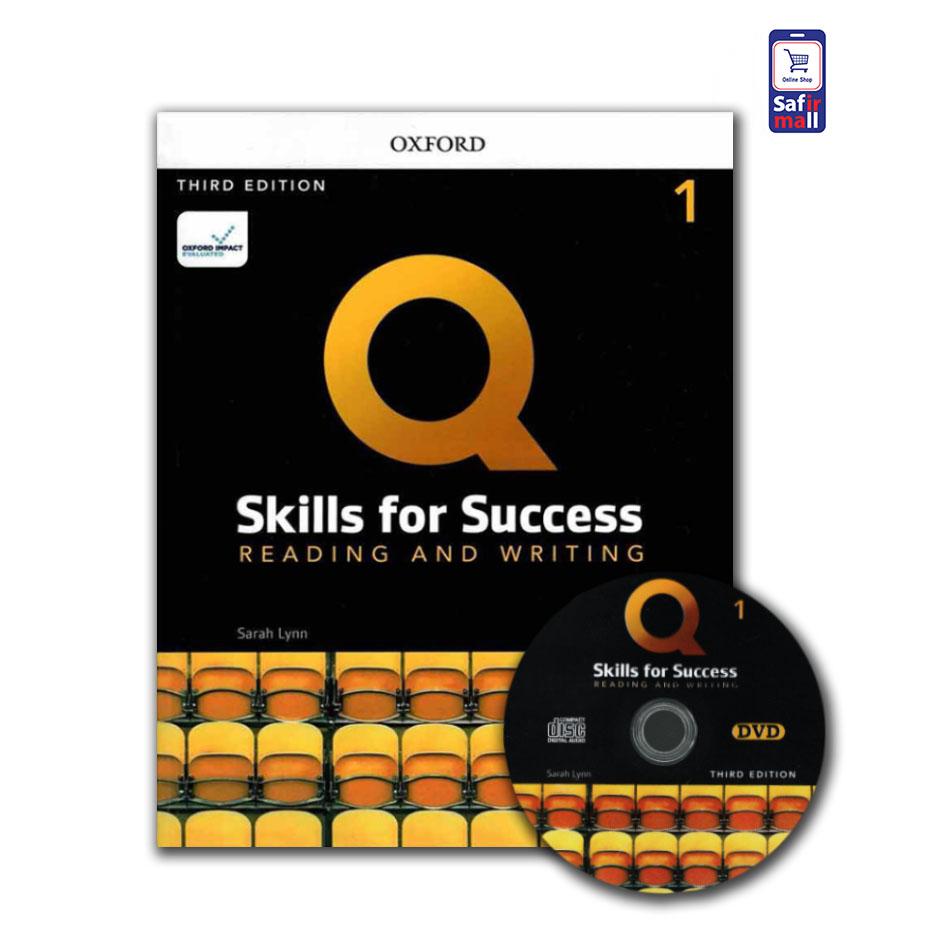 کتاب کیو اسکیل Q skills for success Reading & Writing 1