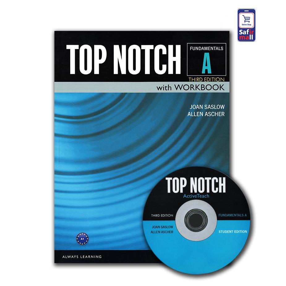 کتاب تاپ ناچ Top Notch – Fundamentals A