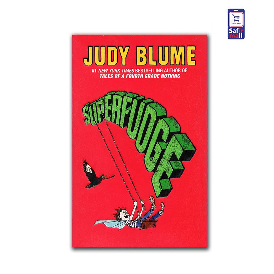 کتاب جودی بلوم Super Fudge