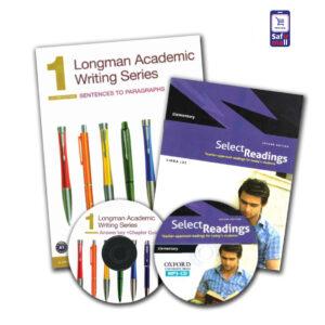 Longman+Select reading pack