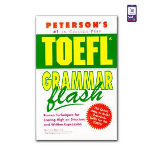 TOEFL peterson's