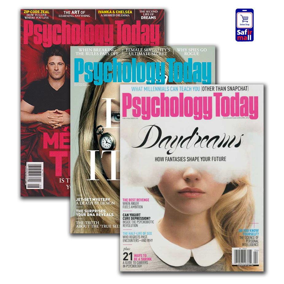 مجله Psychology Today
