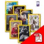 دانلود PDF مجلات نشنال جیوگرافیک