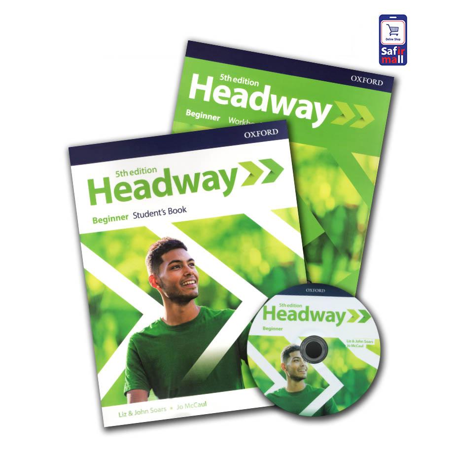 کتاب  Headway (5th edition) – Beginner