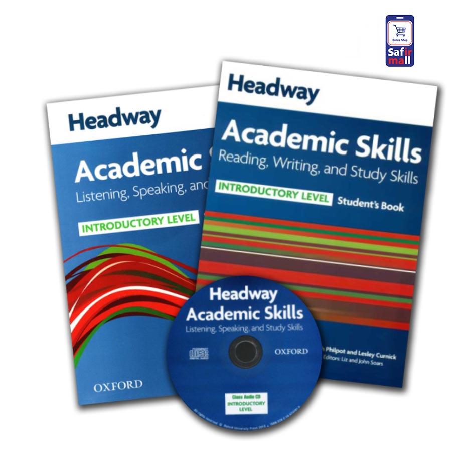 مجموعه چهار مهارتی Academic Skills – سطح مقدماتی