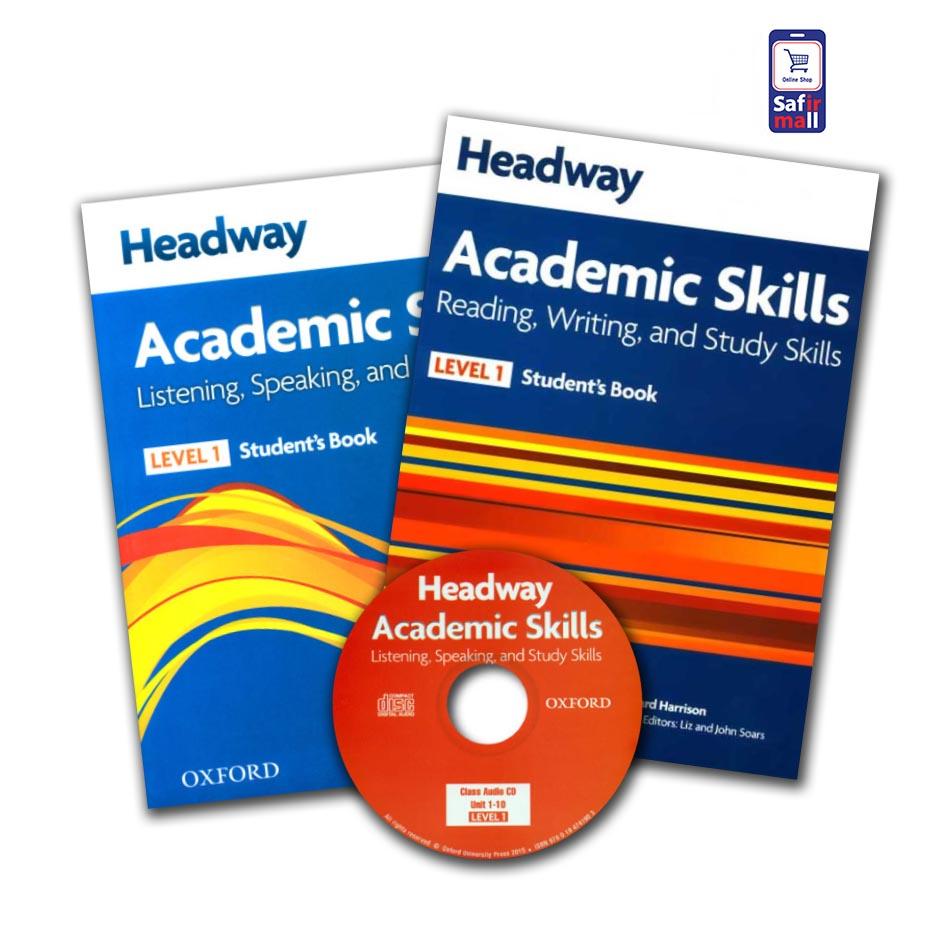 مجموعه چهار مهارتی Academic Skills – سطح 1