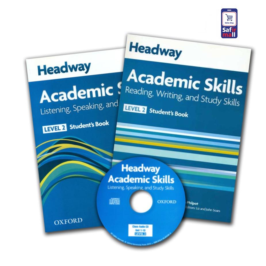 مجموعه چهار مهارتی Academic Skills – سطح 2