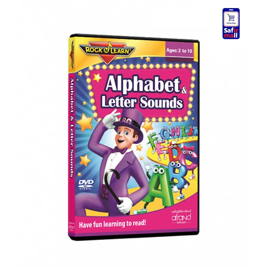 ویدئو آموزشی Alphabet & Letter Sounds