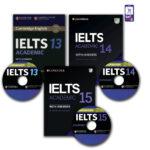 Cambridge IELTS pack Academic 13,14,15
