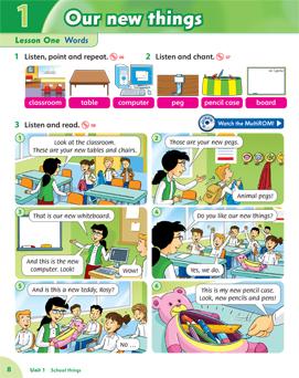 کتاب فمیلی اند فرندز Family and Friends 2