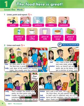 کتاب فمیلی اند فرندز Family and Friends 4