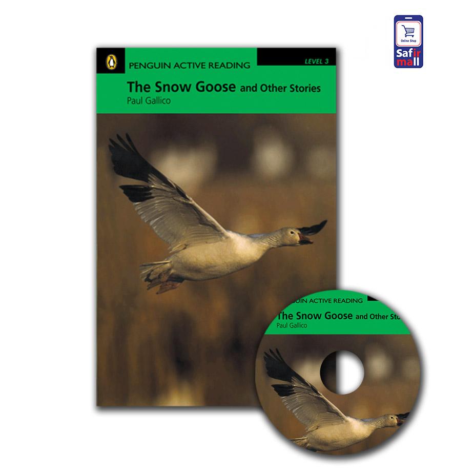 کتاب داستان انگلیسی The Snow Goose and Other Stories