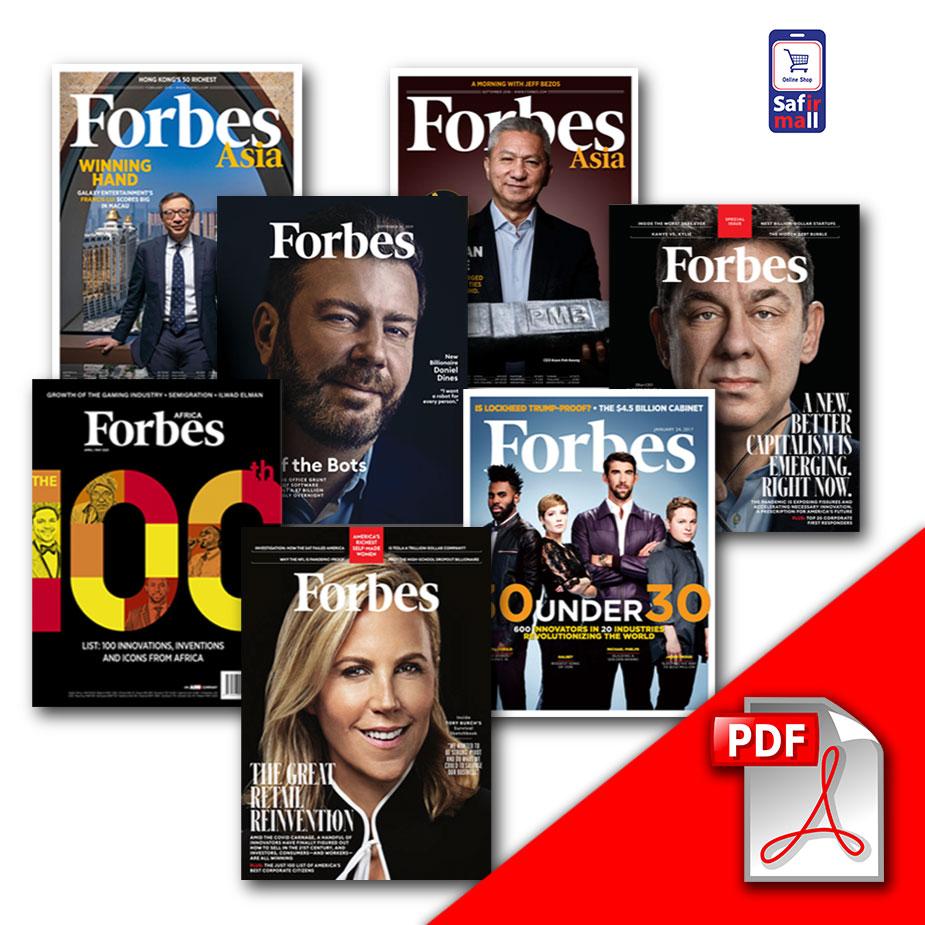دانلود PDF مجله فوربز Forbs