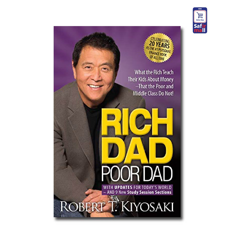 رمان انگلیسی Rich Dad Poor Dad