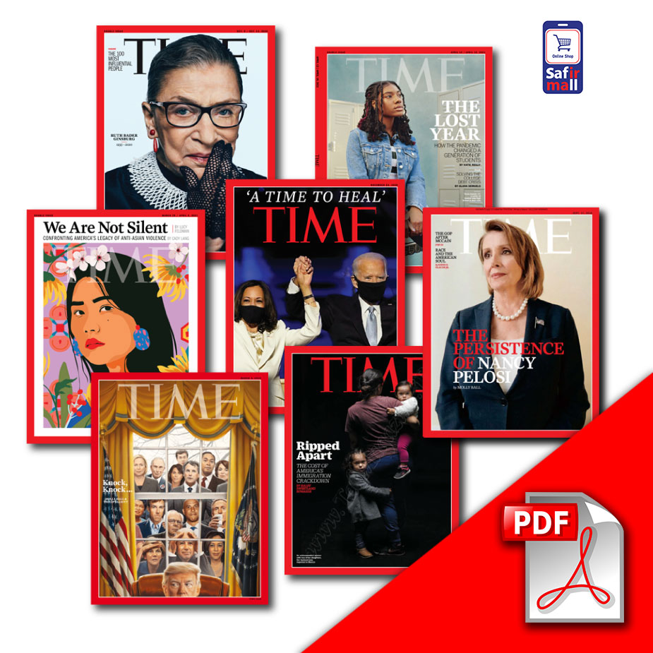 دانلود PDF مجله Time