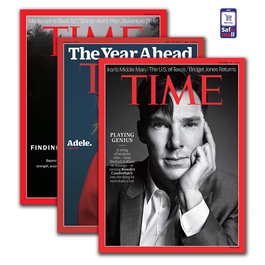 مجله Time