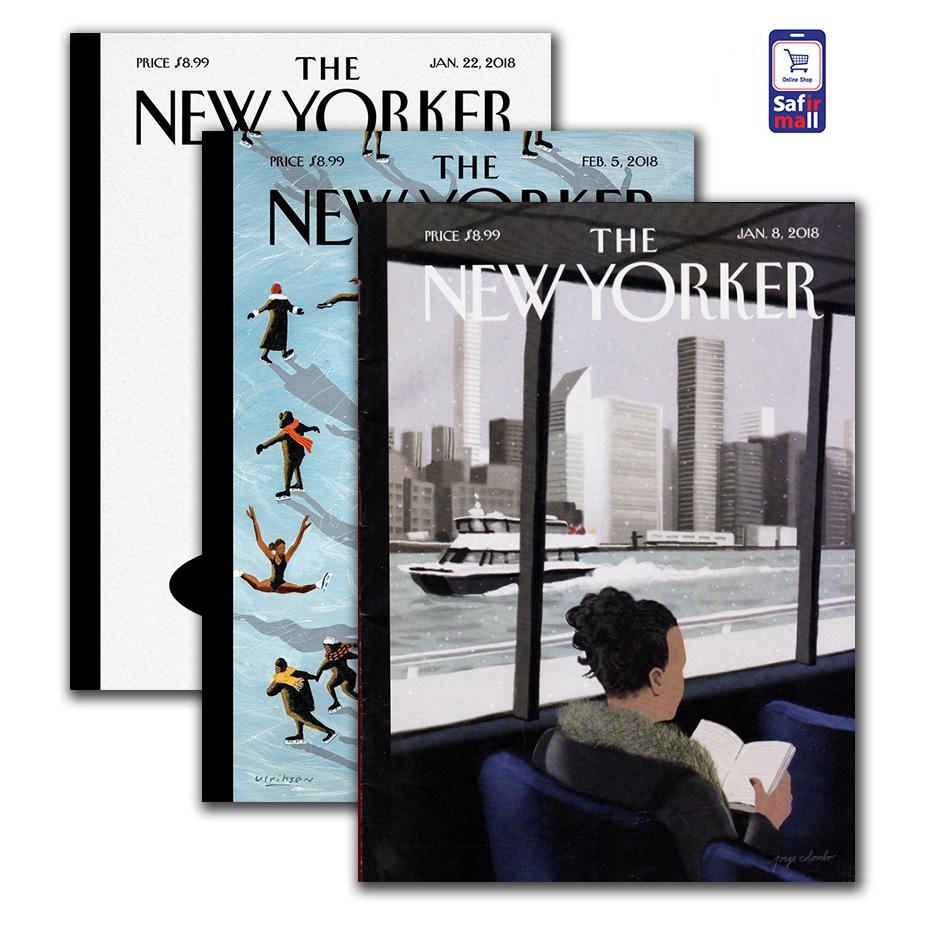 مجله The New Yorker