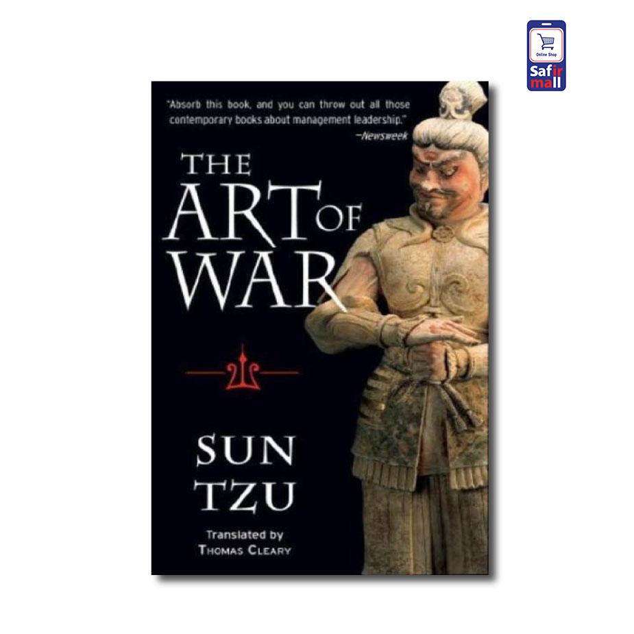 رمان انگلیسی The Art of War